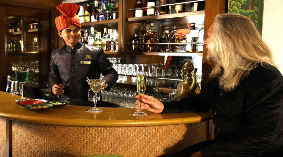 Skybar Maharaja Express