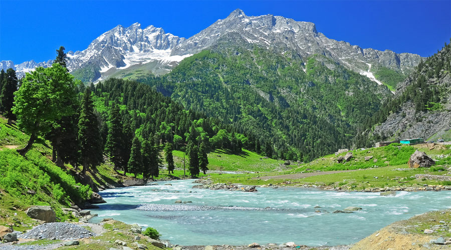 Sonmarg Valley