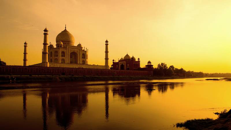 Taj Evening View