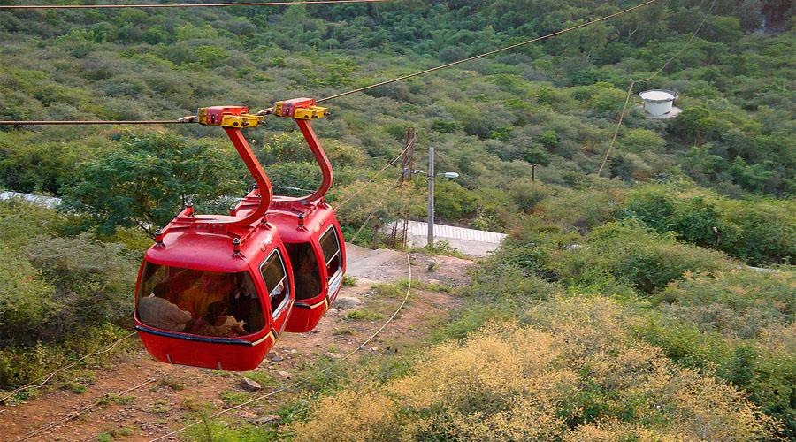 Cable Car Ride in Parwanoo