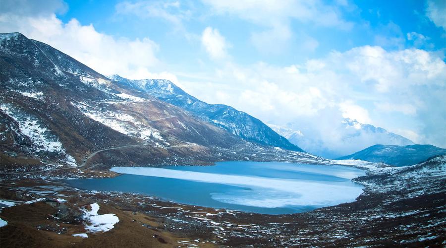 Tshangu Lake in Gangtok