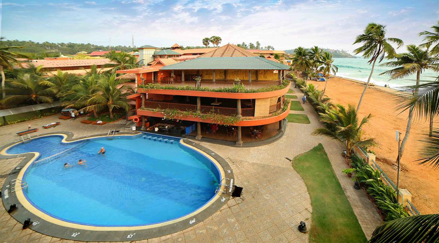 Uday Samudra hotel view 2