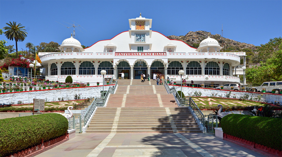 Universal Peace Hall Mount Abu