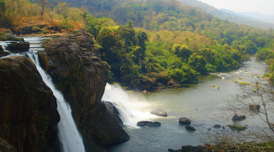 Athirapally Waterfalls 4