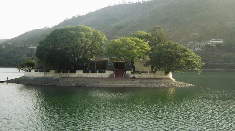 Bhimtal Aquarium Island