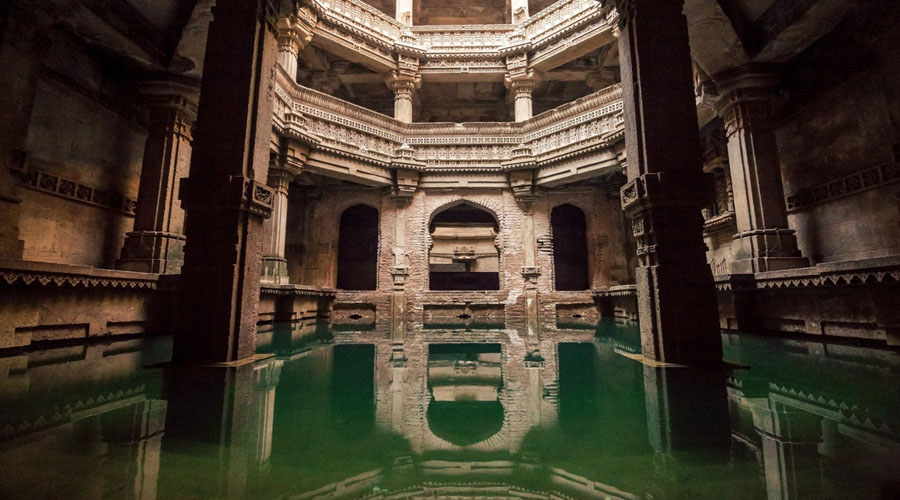 Adlaj Step Well Ahmedabad