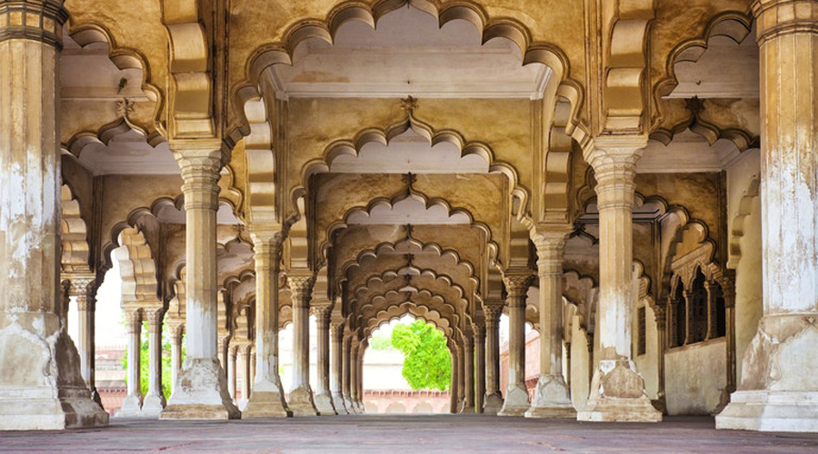 Agra Fort Hall