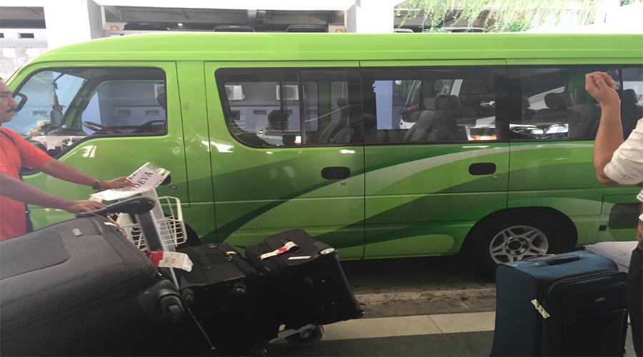 Bali Airport Transfer 1