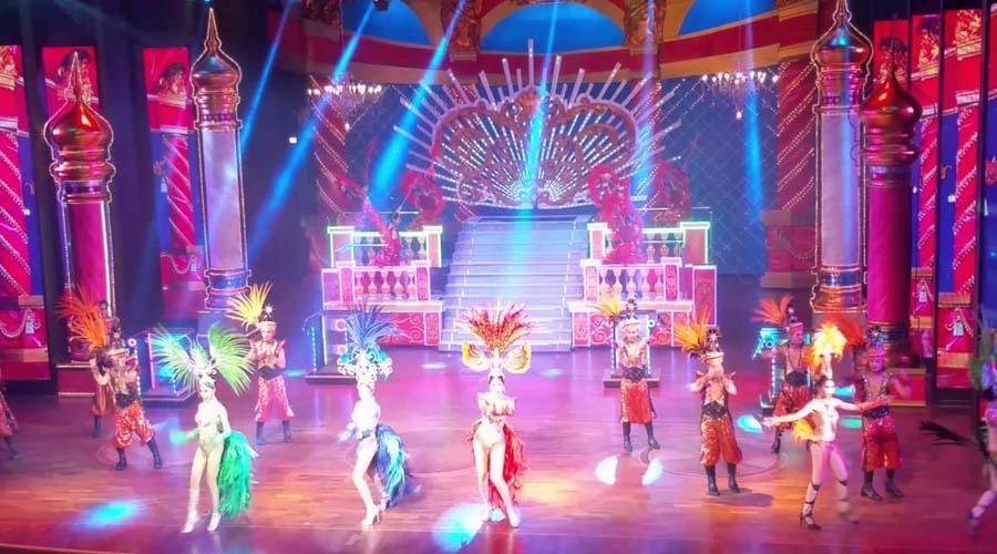 Alcazar show, Pattaya