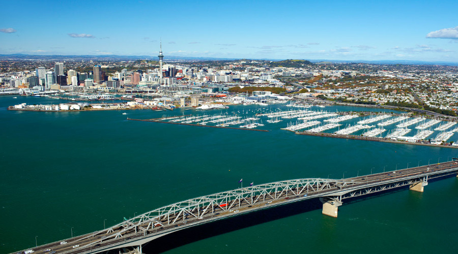 Harbour Bridge, Auckland