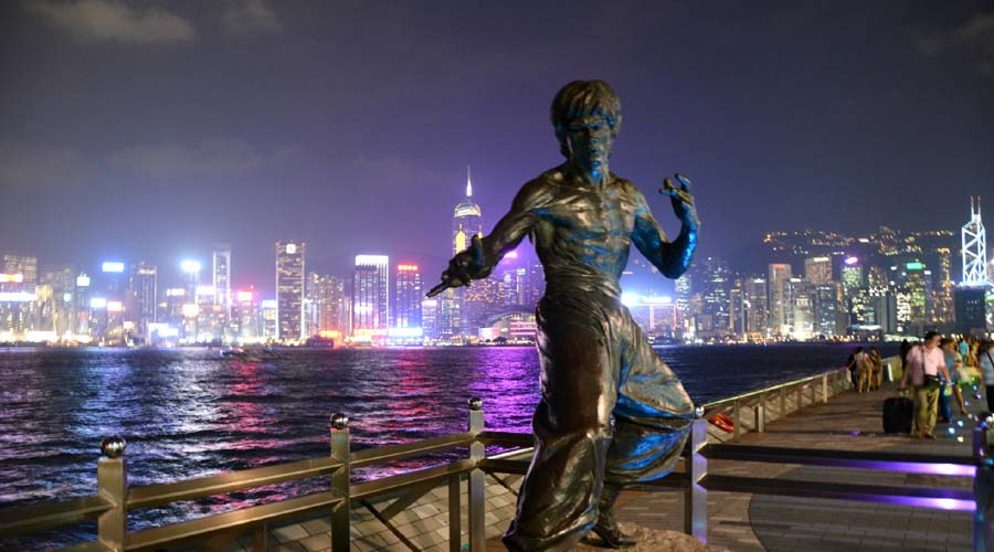 Avenue of star, Hong Kong