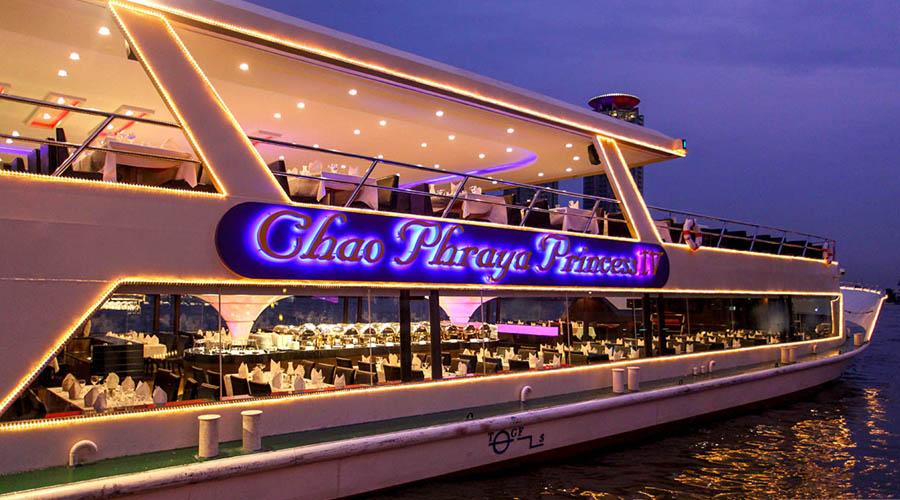 Chao Pharaya Cruise Tour