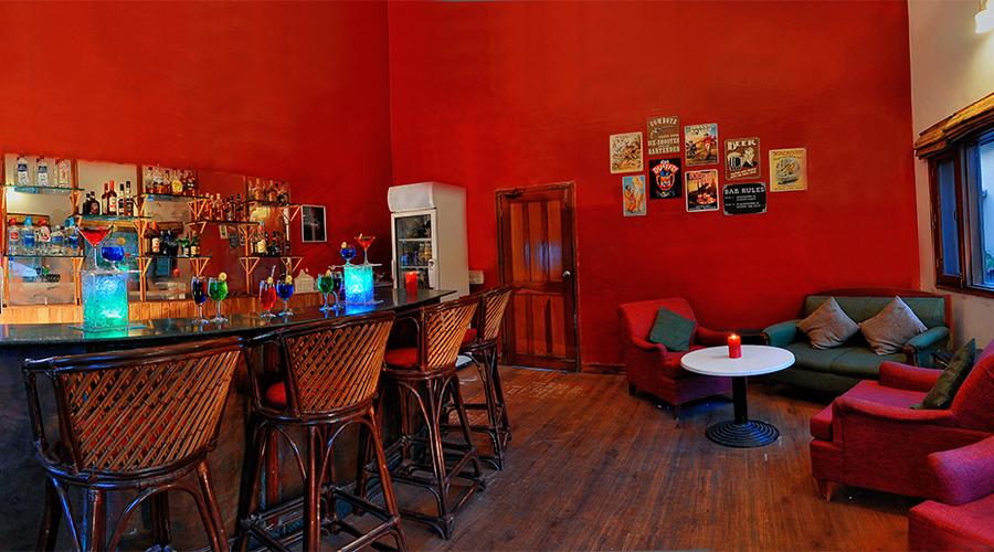 Kikar Lodge Bar
