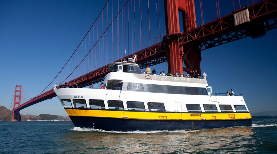 Bay Cruise, - San Francisco