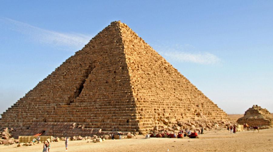 Beautiful View Pyramids