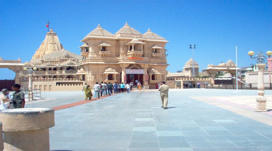 Bhalka Tirth in Somnath