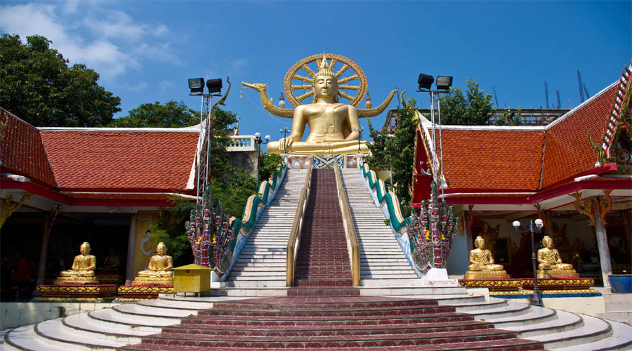 Big Buddha Temple, Samui