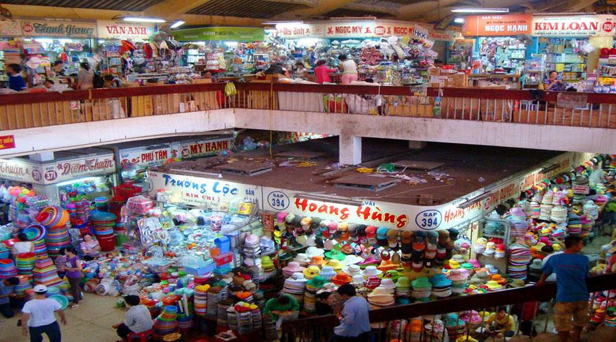 Binh Tay market, Saigon