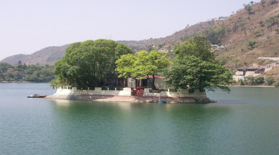 Bhimtal in Nainital