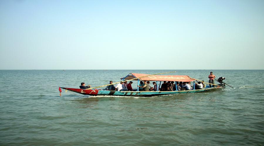 Chilika Lake Boat ride, Puri