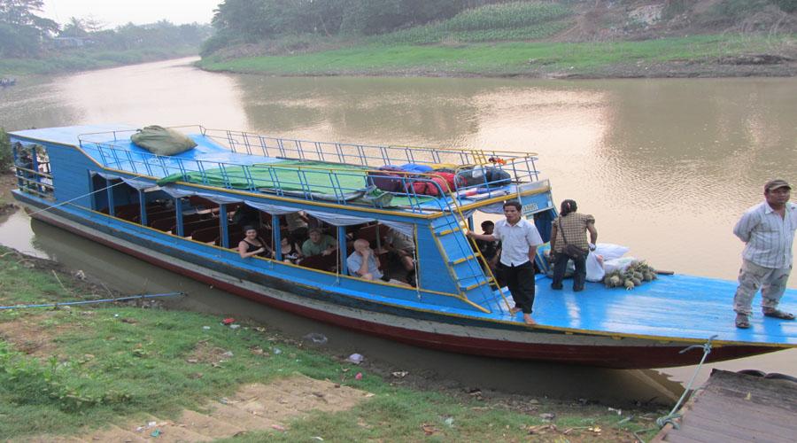 Boat Trip from Siem Reap