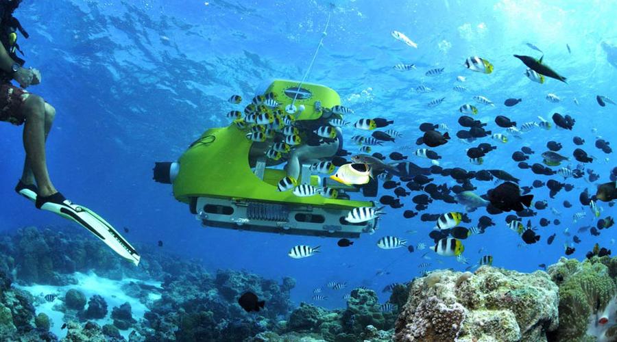 Aquaventure, Bora Bora
