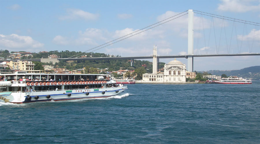 Bosphorus tour with cruise