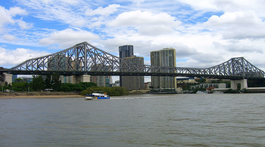 Brisbane City tour with cruise