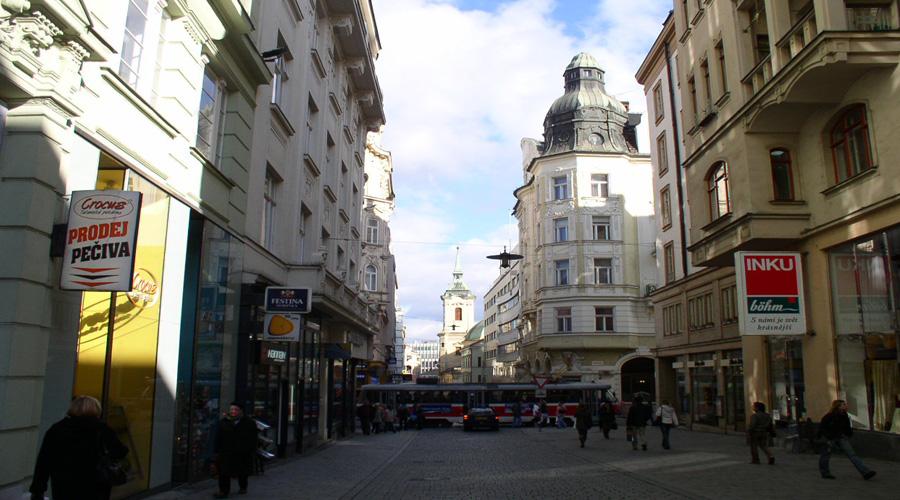 Brno City, Brno