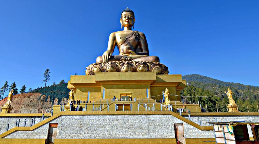 Kuensel Phodrang (Buddha Statue) Thimphu