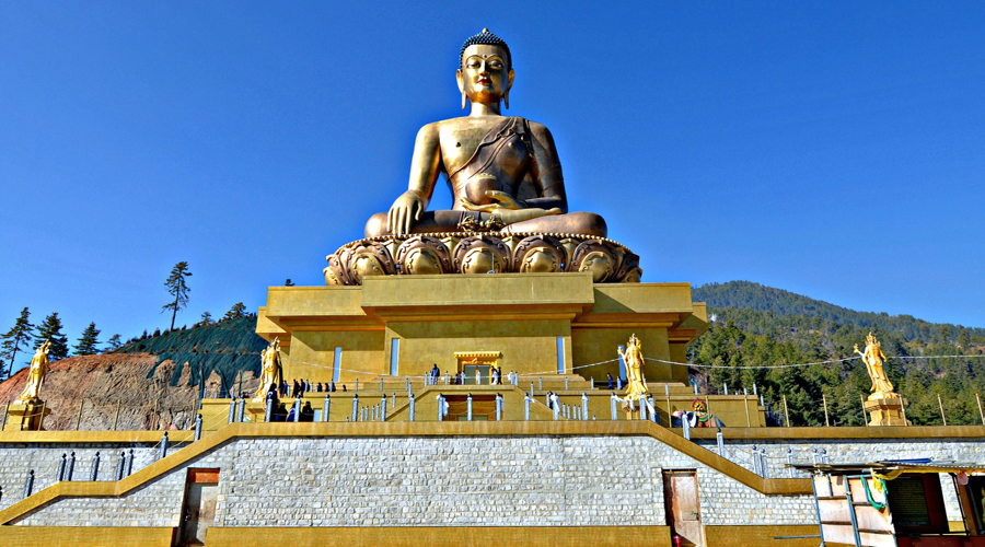 Buddha Point (Kuensel Phodong), Thimphu