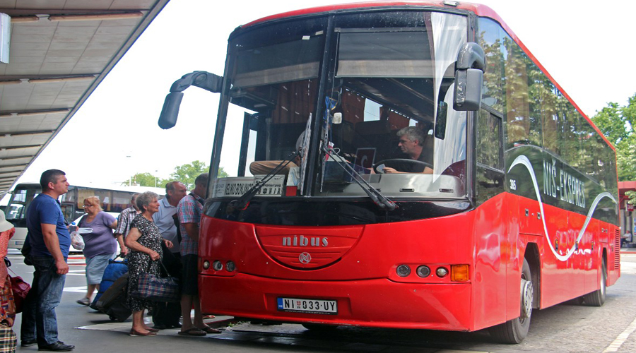 Sofia Bus Tour