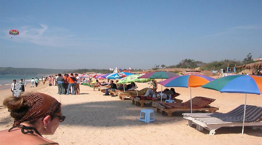 Calangutte Beach