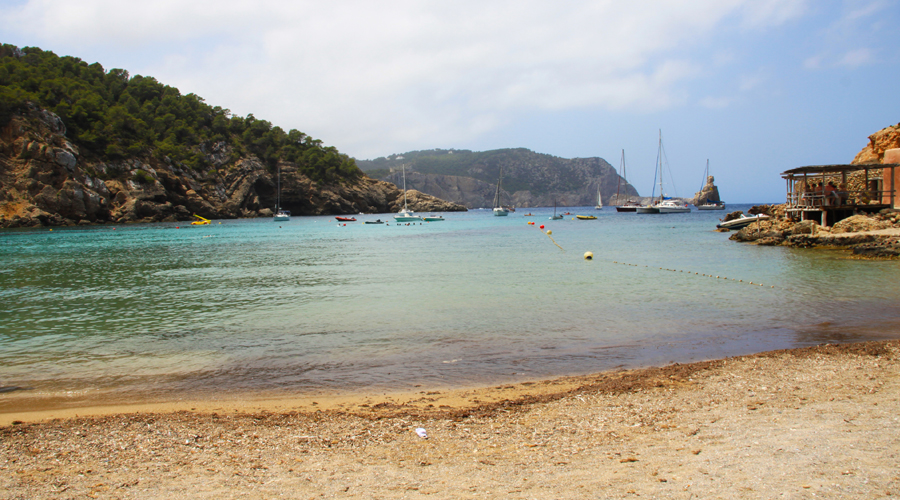 Cala Benirras, Ibiza