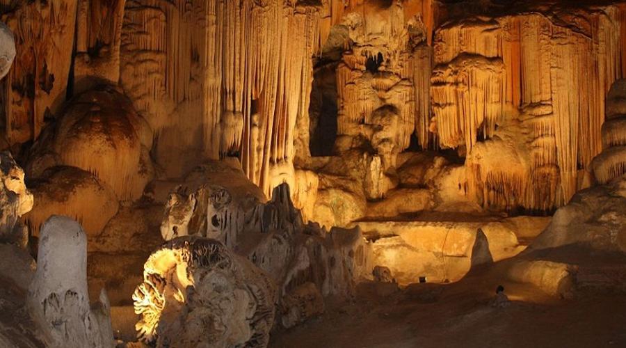 Cango Caves, Knysna
