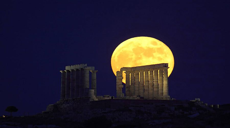 Cape Sounion Tour, Athens