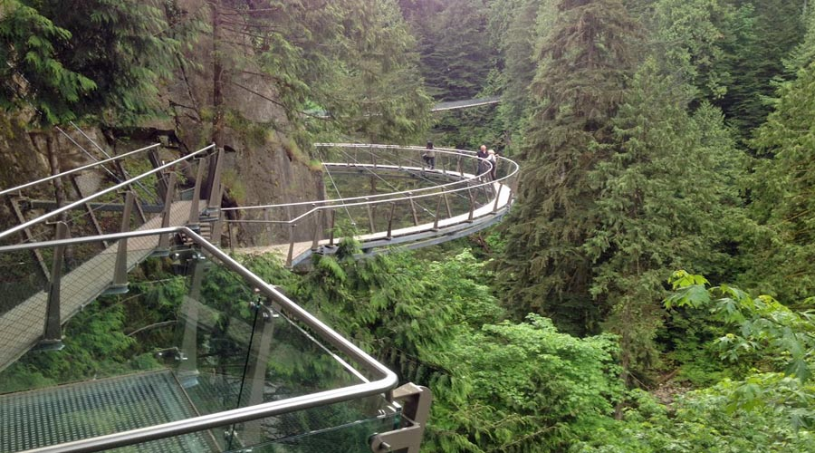 Capilano Suspension Bridge and Park, Vancouver