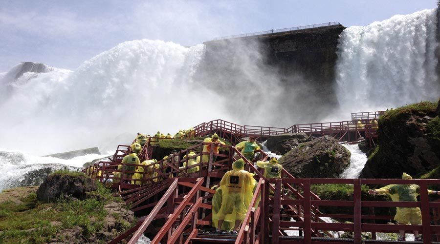 Caves of Winds, Niagara Falls