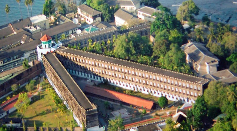 Cellular Jail Portblair 2