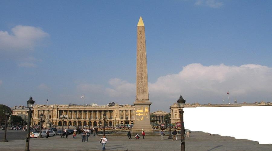 Concorde Square, Paris