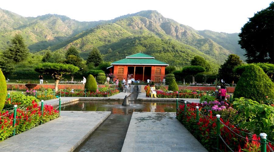 Chashm-E-Shahi in Srinagar