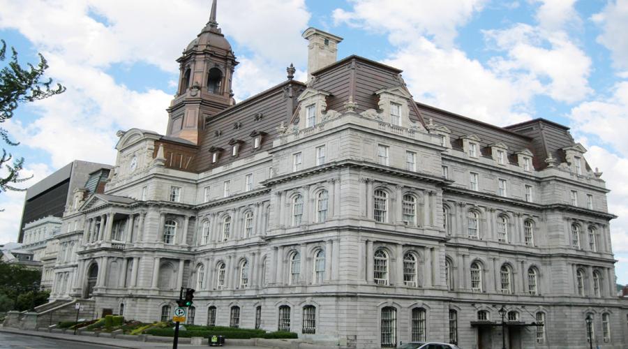 City Hall, Montreal