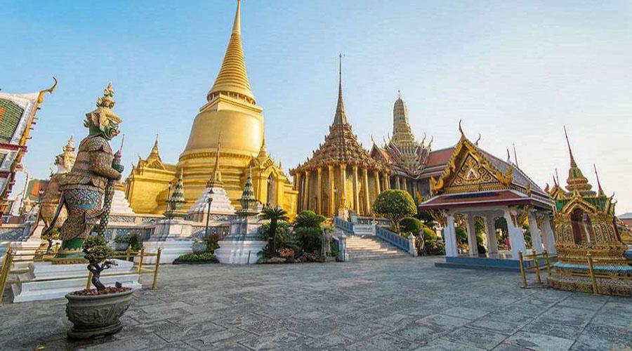 City Tour, Bangkok