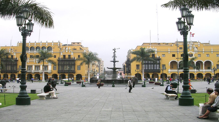 City Walk Square, Lima