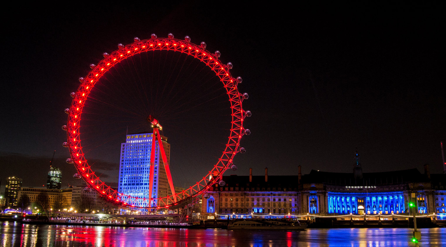 Coca Cola Eye, London