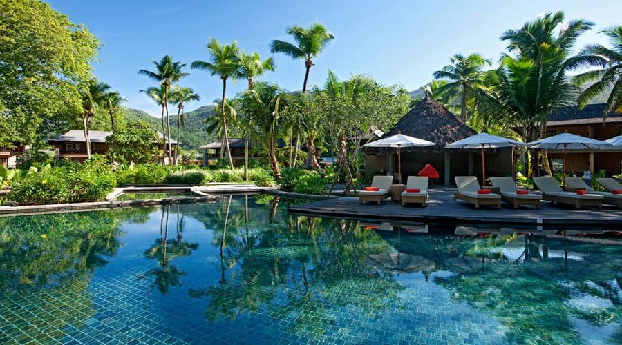Pool Constance Ephelia Resort Mahe
