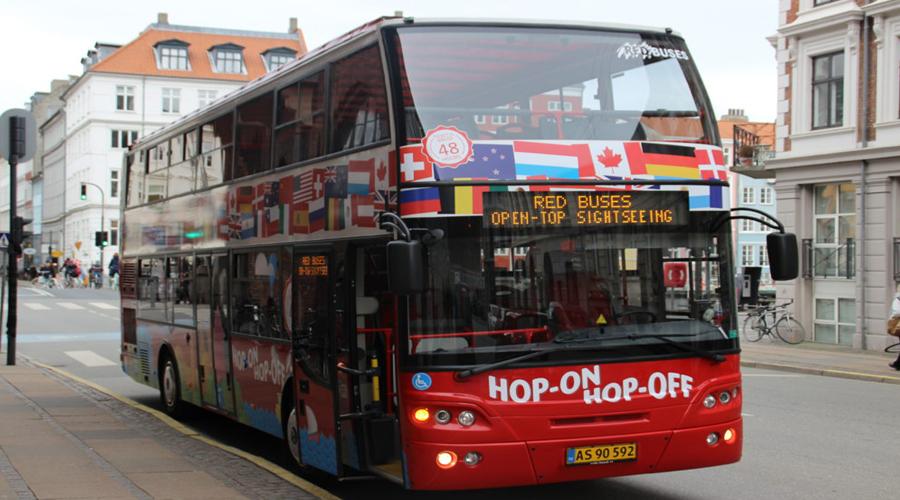 Hop on Hop off Copenhagen