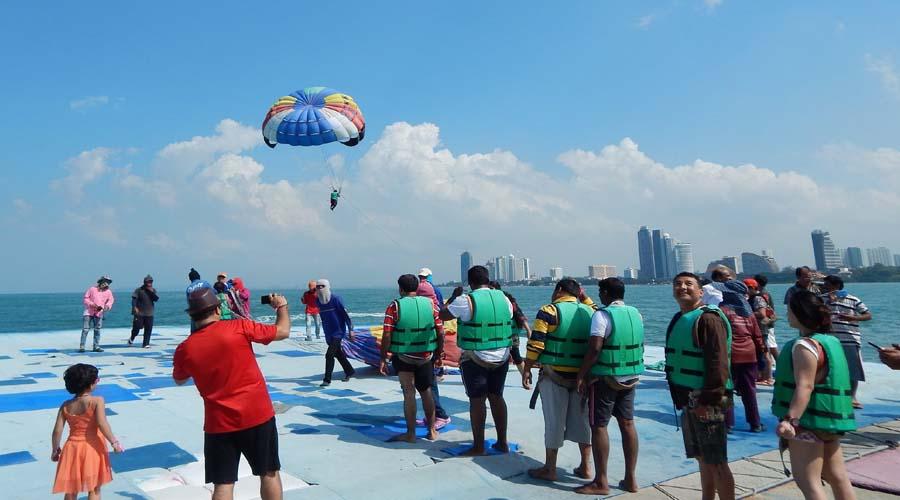 Coral Island tour, Pattaya