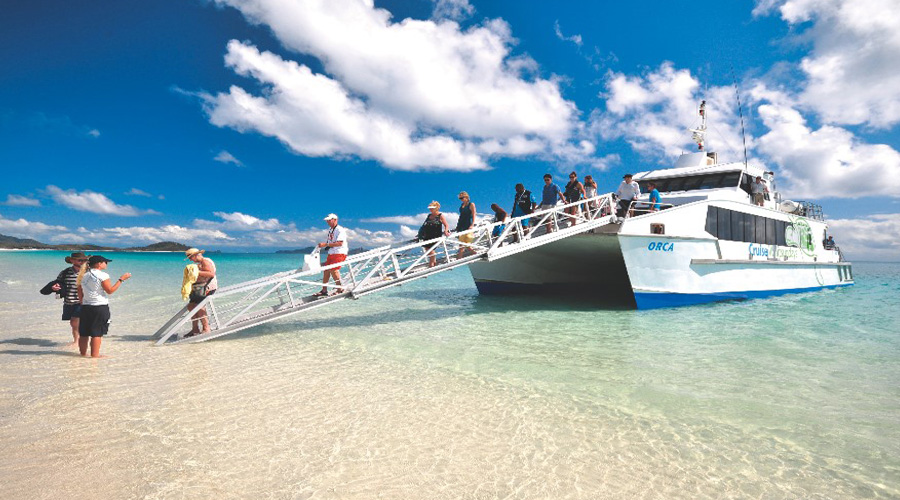 Whitehaven Beach Cruise