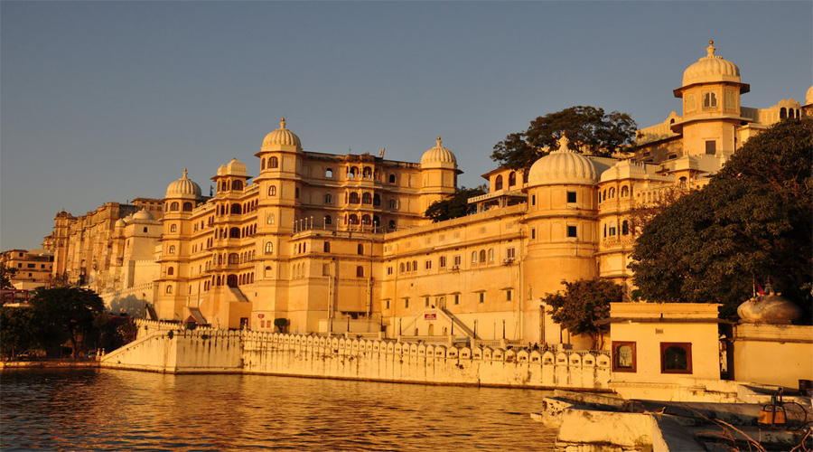 Citypalace in Udaipur